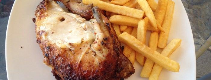 Stop Chicken is one of Peñalolén.