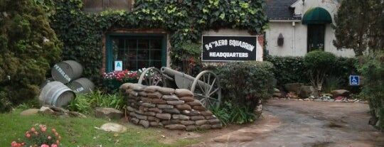 94th Aero Squadron is one of Places to Eat in San Diego.