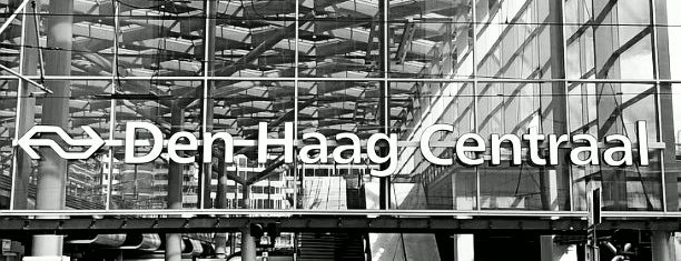 Station Den Haag Centraal is one of Public transport NL.
