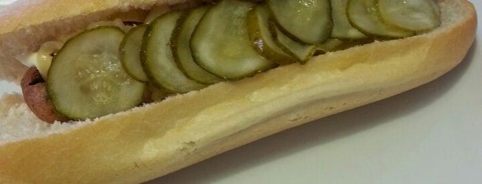 Sandwichbar is one of Gerd's tips.