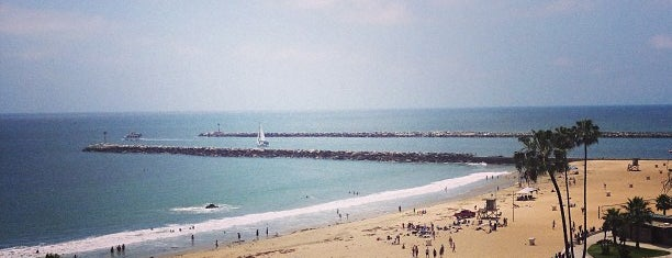 Corona del Mar State Beach is one of Beach Bouncing in So Cal.