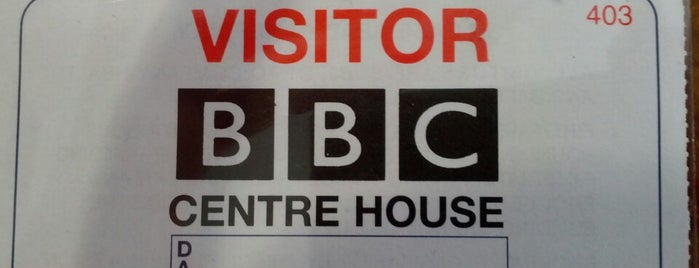 BBC Research & Development is one of BBC Locations!.