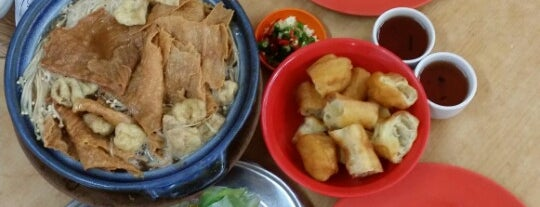 葉詠(乾)肉骨茶 Bandar Puteri is one of Must try food in Puchong.