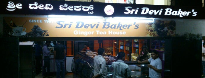 Ginger Tea House is one of South Bangalore Veg Food Tour.