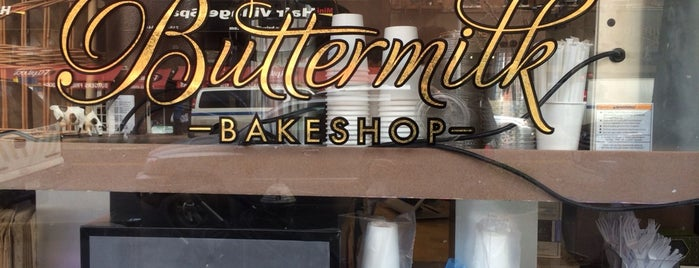 Buttermilk Bakeshop is one of NY Old Favorites.