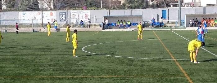Estadio Antonio Sanfiz is one of Campos de futbol donde jugamos :).