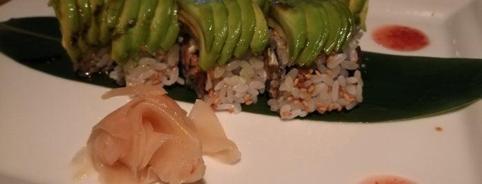 Nobu is one of Culiner.