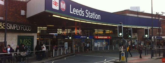 Leeds Railway Station (LDS) is one of East Coast Network.