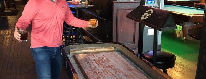 Zanzibar Billiards Bar & Grill is one of Get My Drank On! :9.