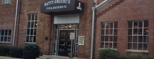 Natty Greene's Pub & Brewing is one of NC Breweries.