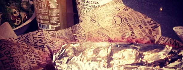 Chipotle Mexican Grill is one of Must-visit Food in Ardmore.