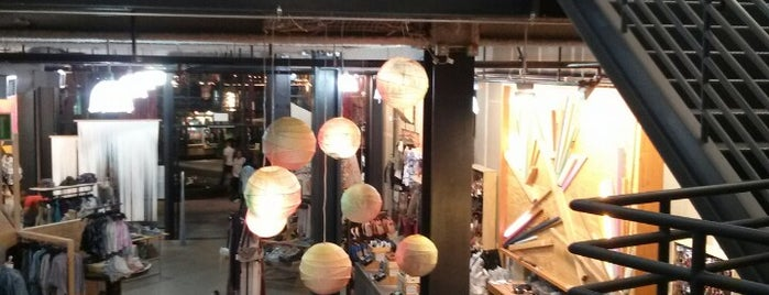 Urban Outfitters is one of Shops.