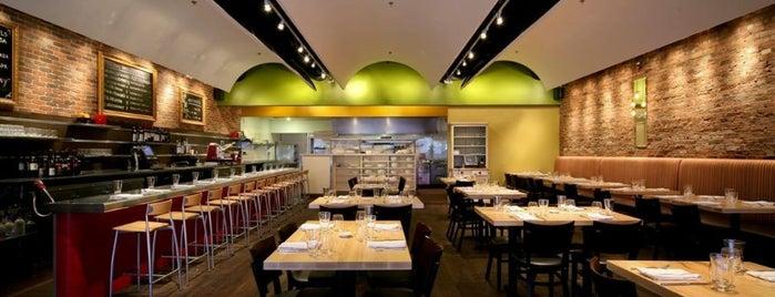 Alta Strada is one of 50 Best Restaurants.