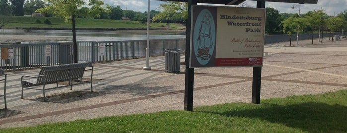 Bladensburg Waterfront Park is one of traveling.
