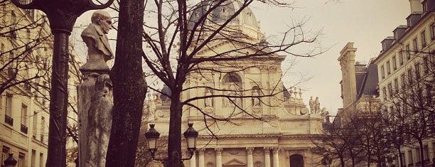 Place de la Sorbonne is one of First Time in Paris?.
