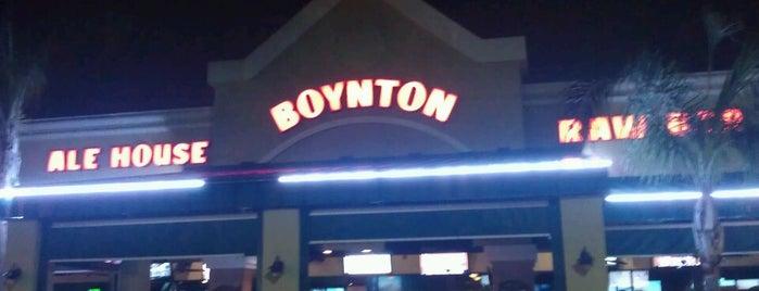 Miller's Boynton Ale House is one of Boynton.