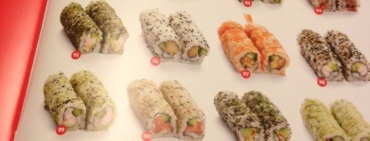 Dondon Sushi is one of Sushi in Copenhagen.