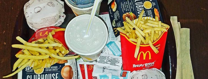 McDonald's is one of All-time favorites in Chile.