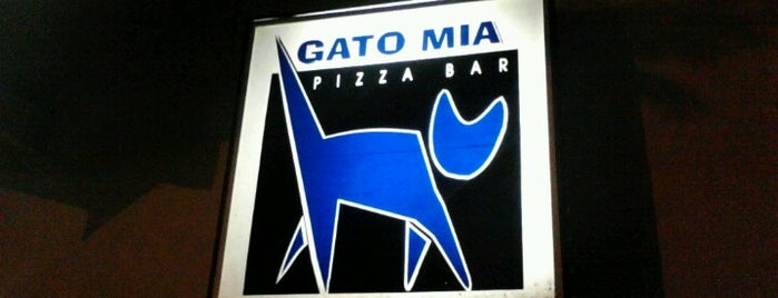 Gato Mia Pizza Bar is one of Melhores pizzas de Campo Grande.