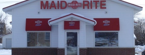 Maid-Rite Cascade is one of Maid-Rite Locations.