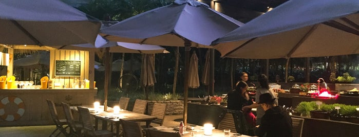 Poolside Restaurant is one of Hotel.