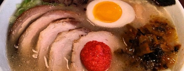 Hide-Chan Ramen is one of Survive Midtown East Lunch.