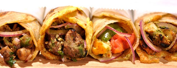 The Kati Roll Company is one of Fav Cheap Eats.