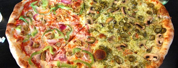 Apollonias Pizzeria is one of Los Angeles' Pizza Revolution!.