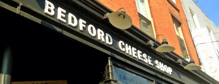 Bedford Cheese Shop is one of Williamsburg's Best.