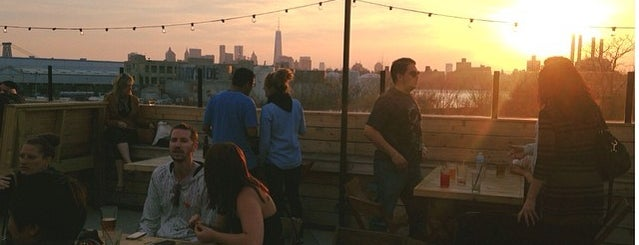 Northern Territory is one of NYC Rooftops.