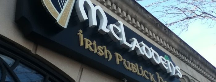McLadden's West Hartford is one of burrs.