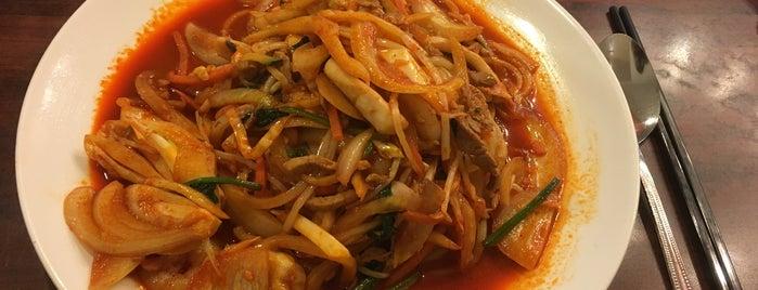 중화반점 is one of 대구 Daegu 맛집.