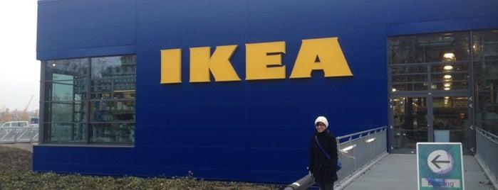 IKEA is one of My Berlin.