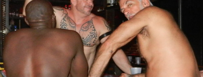 Slammer Club 321 is one of Gayborhood #FortLauderdale #WiltonManors.