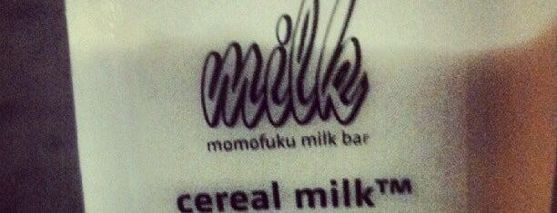 Momofuku Milk Bar is one of Beyond Eats!.