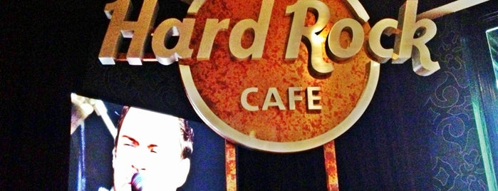 Hard Rock Cafe San Antonio is one of HARD ROCK CAFE'S.