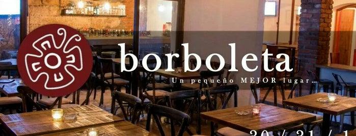 Borboleta is one of Antros.