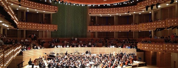 Adrienne Arsht Center for the Performing Arts is one of Galleries + Museums.
