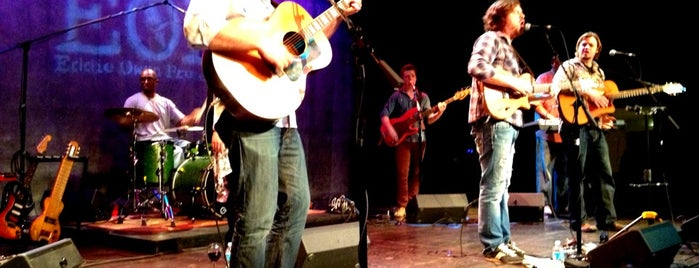 Eddie Owen Presents at Red Clay Theatre is one of Atlanta Music Venues.