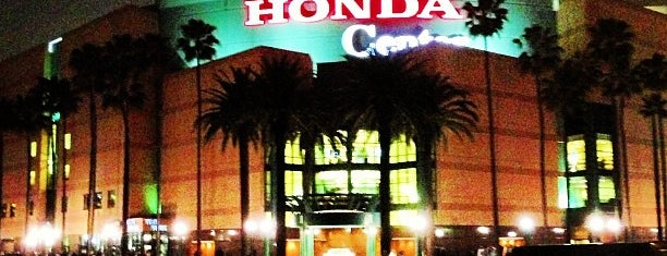 Honda Center is one of My favorites for Stadiums.