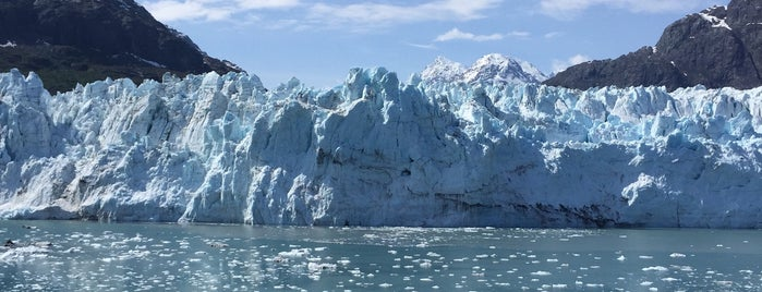 Glacier Bay National Park is one of U.S. National Parks.