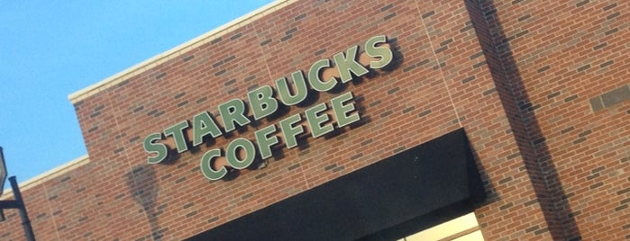 Starbucks is one of Increase your Stillwater City iQ.