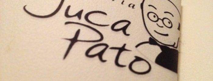Juca Pato is one of Tele-entrega.