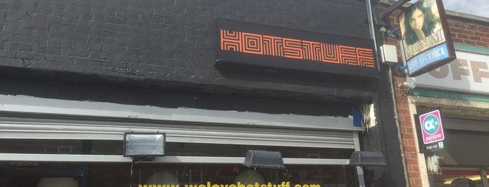 Hot Stuff is one of London Restaurants.