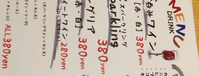 立ち喰い酒場 金八っつぁん is one of etc3.