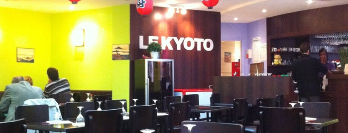 Kyoto is one of Restaurants à sushis à Strasbourg.