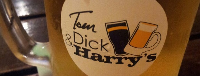 Tom, Dick & Harry's is one of Must-visit Nightlife Spots in Kuala Lumpur.