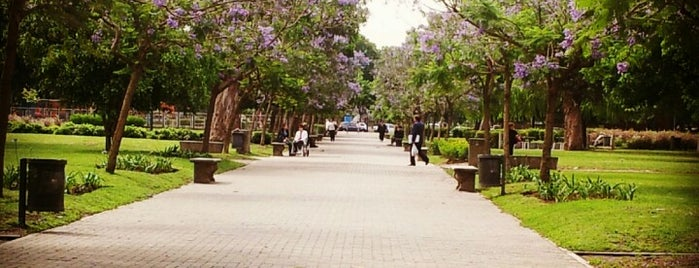 Parque Los Andes is one of En la Ciudad.