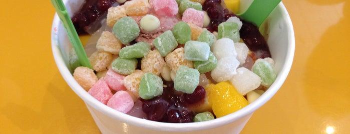 Mochi Frozen Yogurt is one of Gainesville.