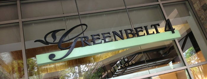 Greenbelt 4 is one of Places I've been to....